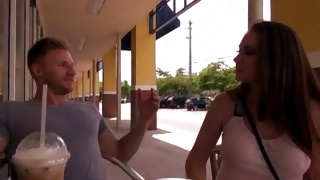 Horny couple is ready for some dirty fine action