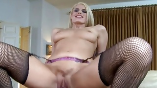 Watch on sexy young bitch posing in hot underwear