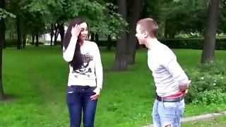 Horrible dude is nasty pounding bitchТs snatch