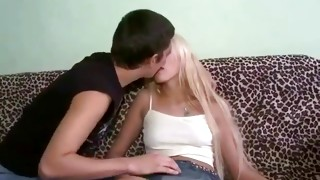 Young woman only is blowing a mean excessive dick with strong emotion hard