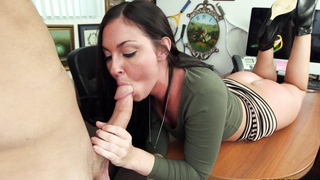 Brittany Shae Shows Us What She's Got