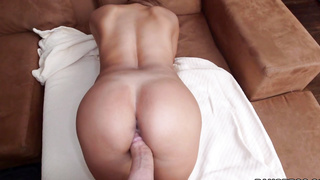 Latina Milf Cleans and Fucks for Cash